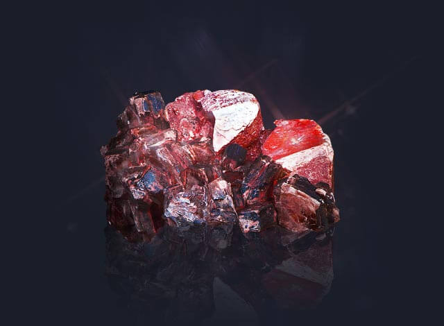 Red Rubies